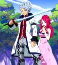 Lyon grabs Erza's sword.png