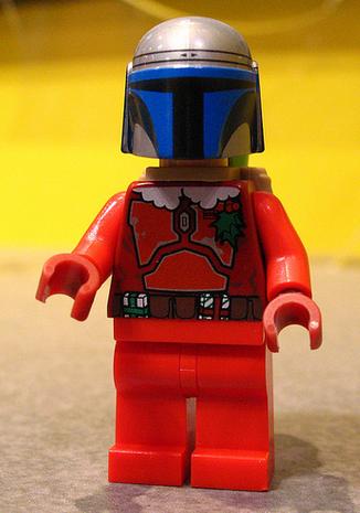 Jango Fett Santa Claus Lego Star Wars Wiki Lego