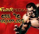 Ode to Grapplers: BALLAD OF THE BODY EXPLOSION