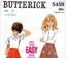 Butterick 5459 A