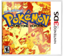 Pokémon Sunstone & Moonstone Versions