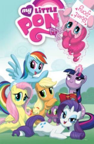 [Image: 315px-IDW_My_Little_Pony_Trade_Paperback..._Cover.jpg]