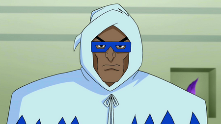 If I can see your eyes  Young Justice Captain Cold
