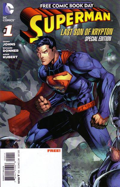 superman the last son of krypton part 1