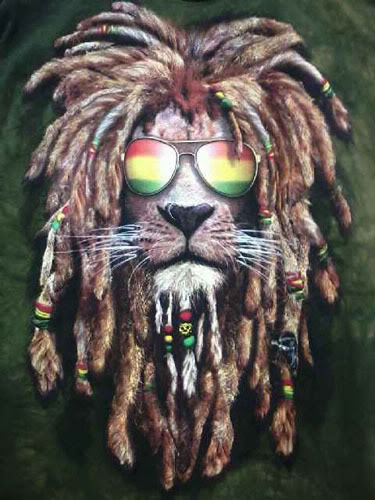 Rasta Lion With Dreads Comments0. 110pages on