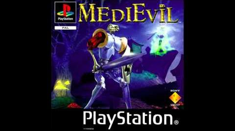 Medievil Soundtrack - The hilltop Mausoleum