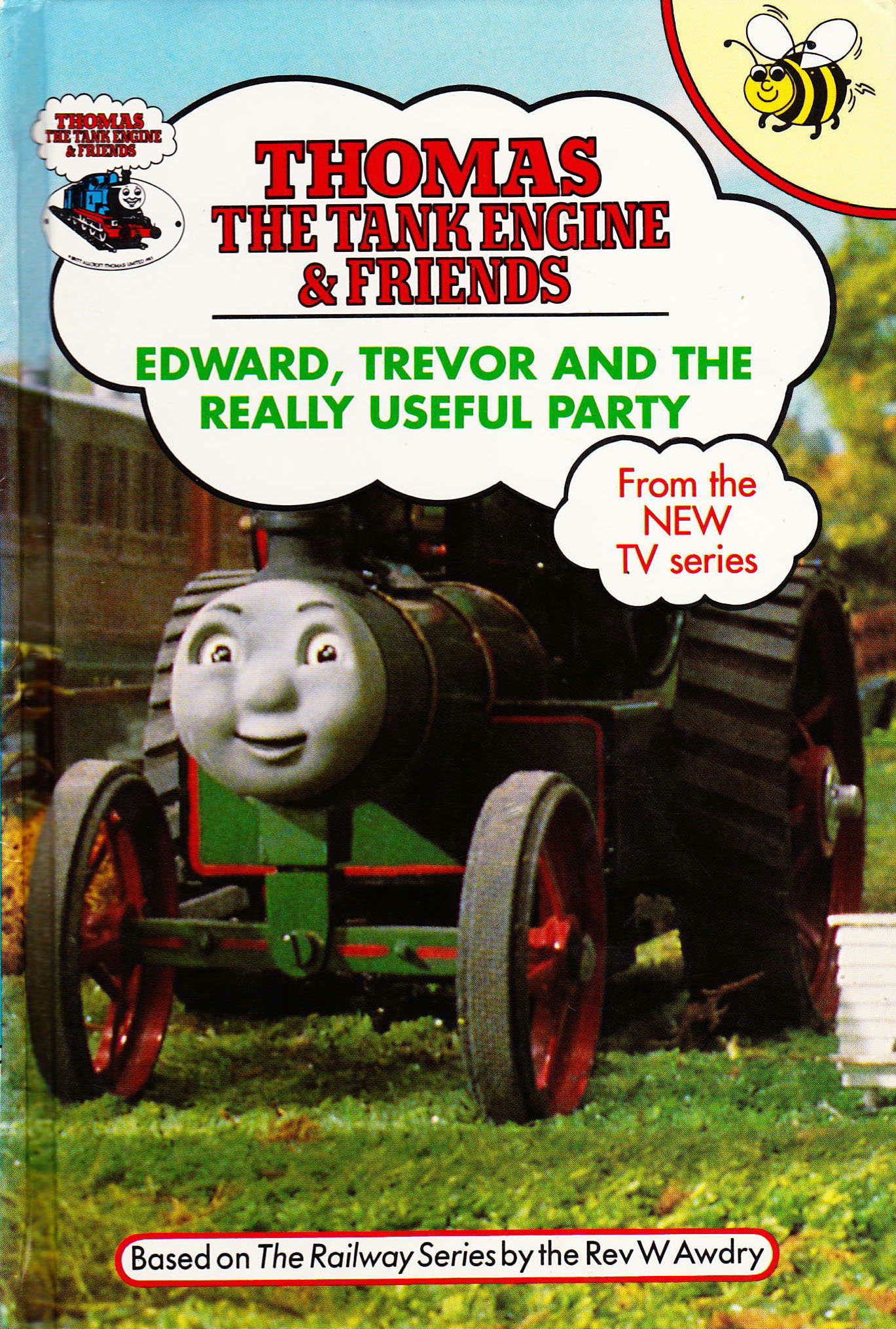 The Really Big Pix Collection Of Famous Mustaches: Edward, Trevor And The Really Useful Party (Buzz Book