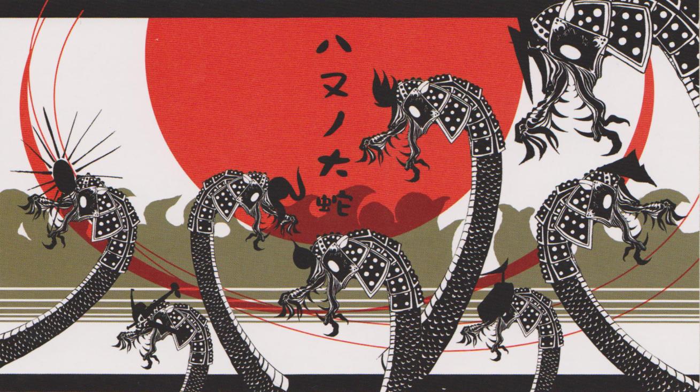 """2nd Désastre - """"Je veux un monde de ténèbres"""" Orochi_Wallpaper"""