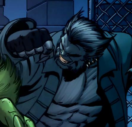 Henry Mccoy Dark Beast Earth Trn269 Marvel Comics