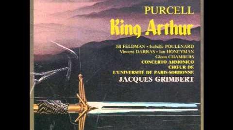 King Arthur (opera)