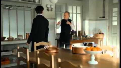 Gran Hotel - La pelea entre Julio y Cisneros