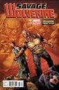 Savage Wolverine Vol 1 6 Wolverine Through the Ages Variant.jpg