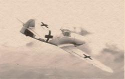 Bf 109 F-4 Tropical