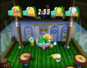 nick food fight games