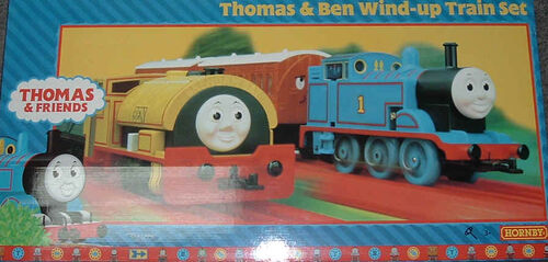 thomas train set instructions