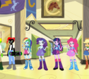 Equestria Girls: My Noble Steeds