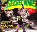 Secret Wars (UK) Vol 1 11