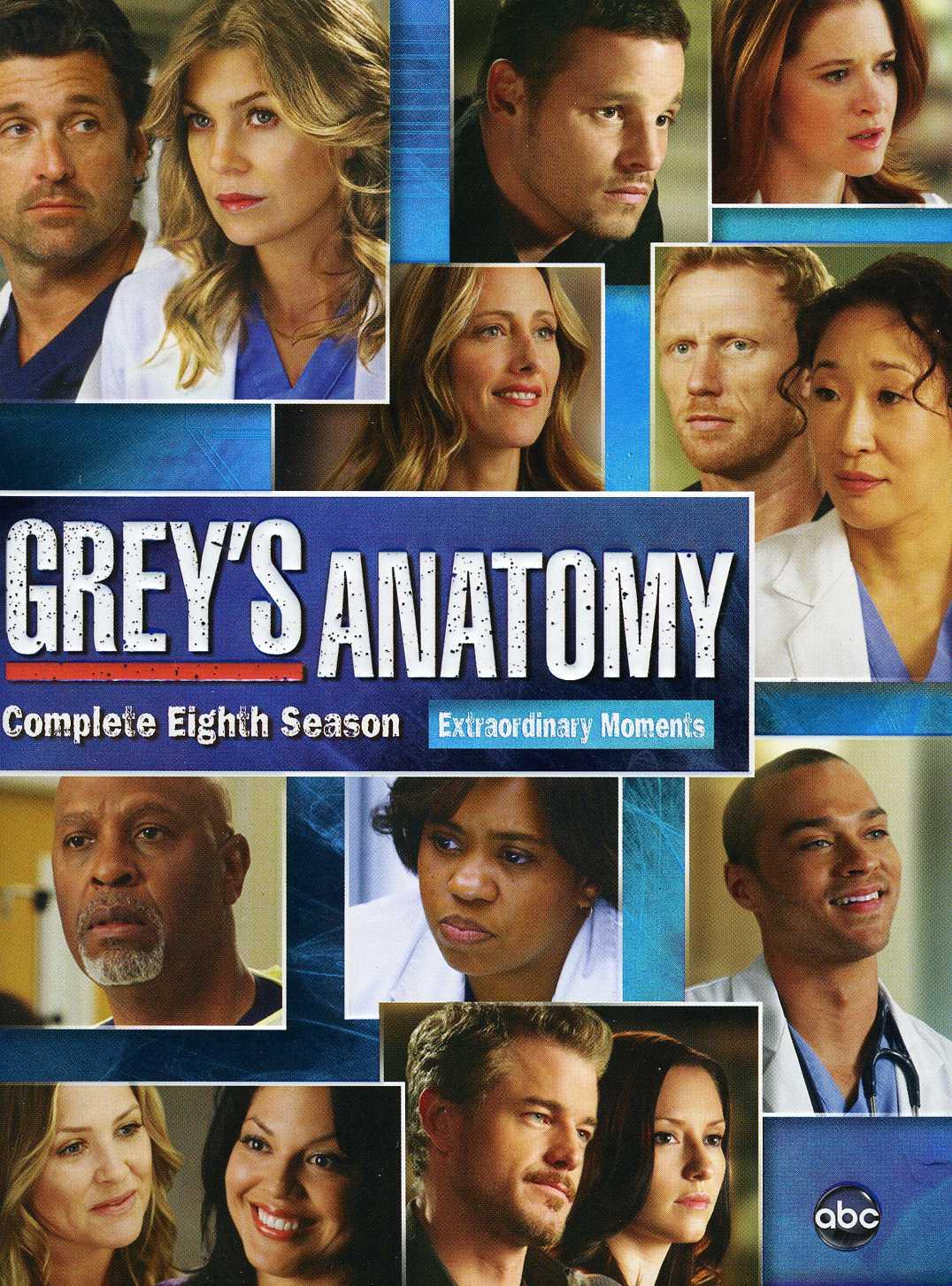 GreyS Anatomy Staffel 8