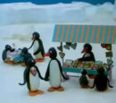 Pingu at the Funfair