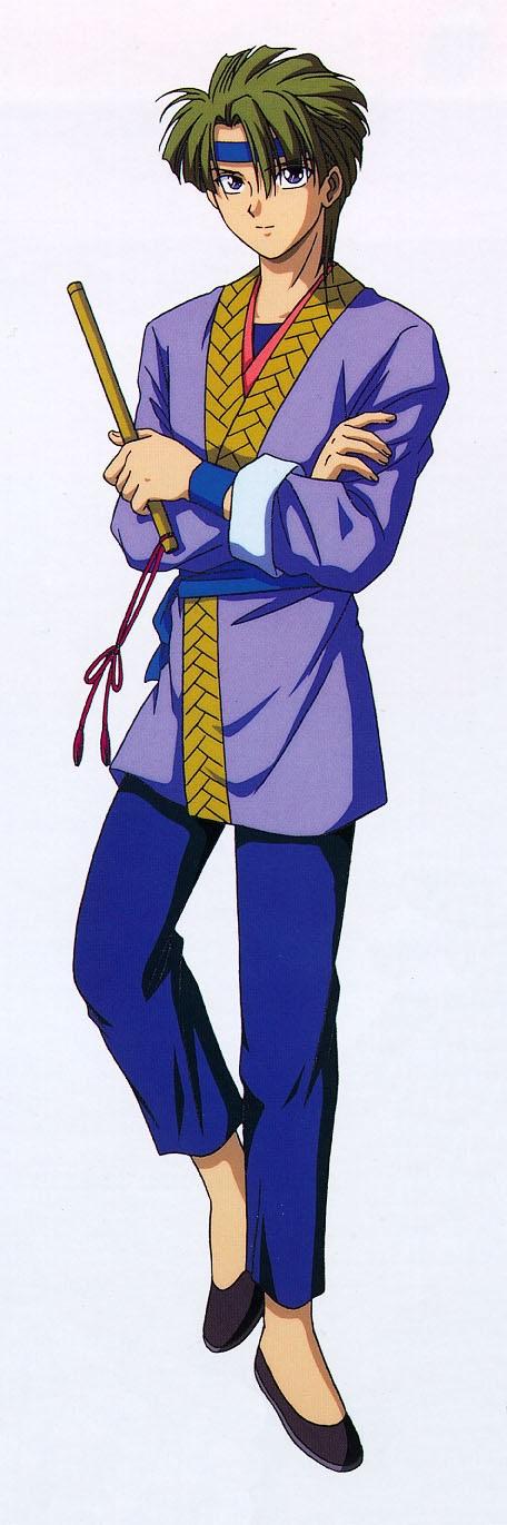 FUSHIGI YUGI Amiboshi_apparence