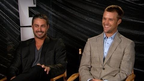 """""""Chicago Fire"""" Stars Talk Shooting on Location"""
