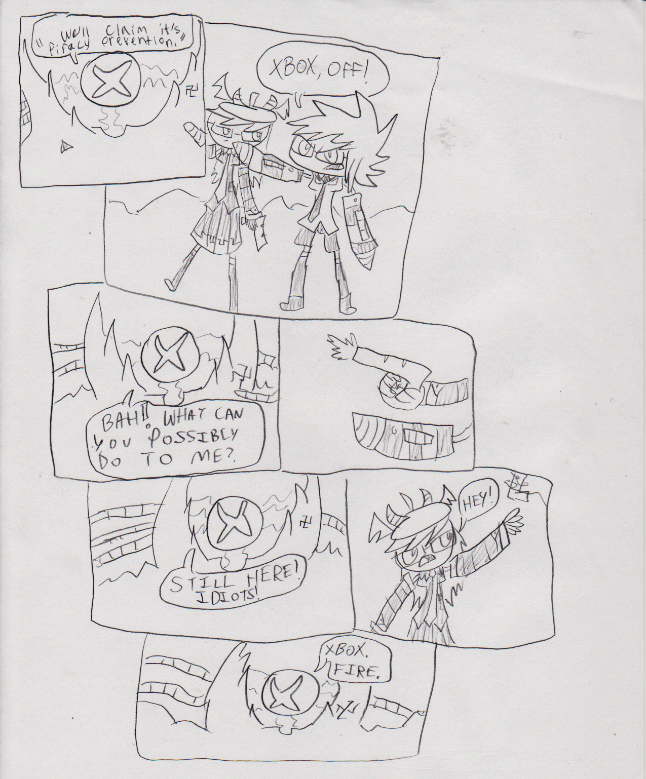 peira and sheyna vs xbox one  page 6 - fantendo  the nintendo fanon wiki