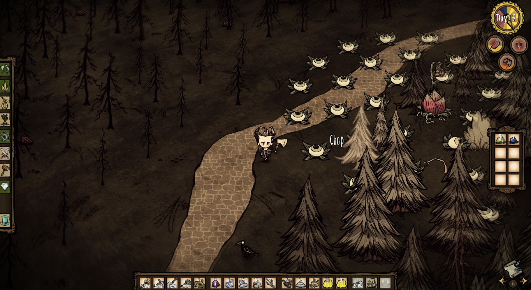 Meat bulb lureplant don t starve game wiki