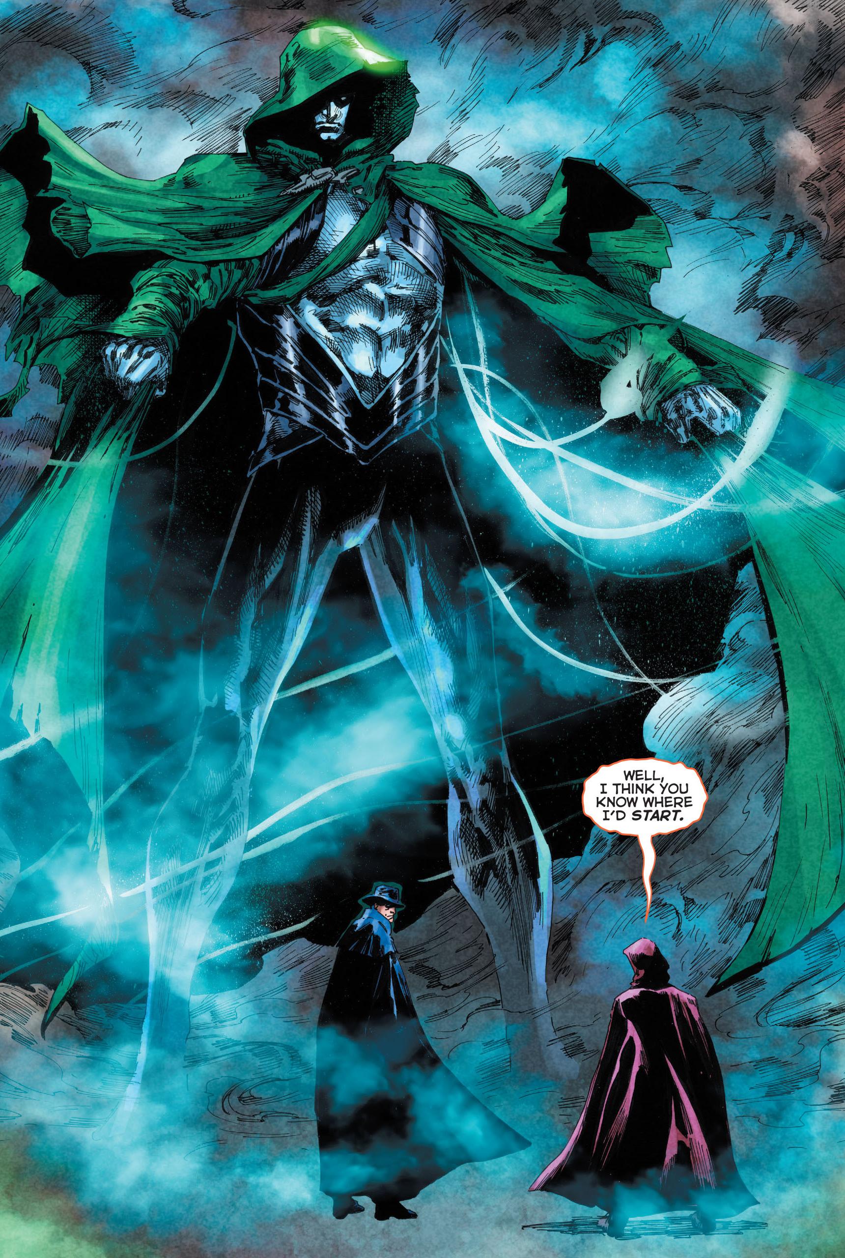 James Corrigan  Prime Earth New 52 Atom Smasher