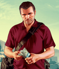 Page Artwork-Michael-GTAV