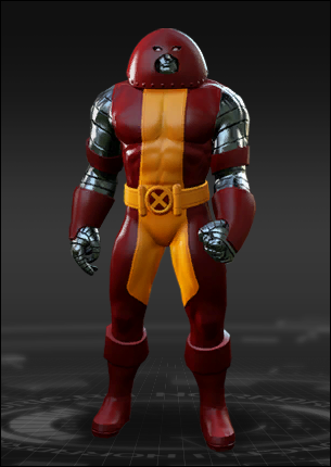endgame costumes modern costume how to obtain unlocked with colossusX Men Juggernaut Costume