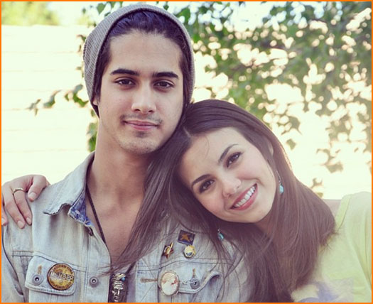 avan and victoria dating 2013 Victoria justice & avan jogia at the creative arts emmy awards 2011 avan jogia interview - 2013 kids' choice awards dating advice from avan jogia.