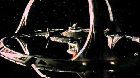 Star Trek Deep Space Nine Opening Credits (Season 1)