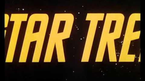 Générique Star Trek série originale (saison 1 vf)