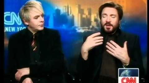 Duran Duran Interview Connect the World CNN International
