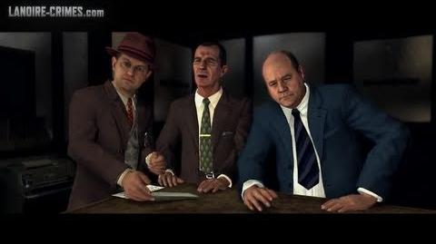 LA Noire - Walkthrough - Mission 10 - The Silk Stocking Murder (5 Star)