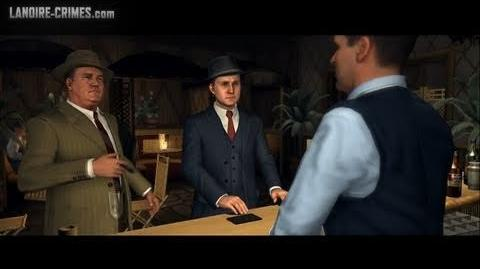 LA Noire - Walkthrough - Mission 8 - The Red Lipstick Murder (5 Star)