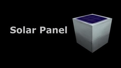 Solar Panel Industrialcraft The Tekkit Classic Wiki