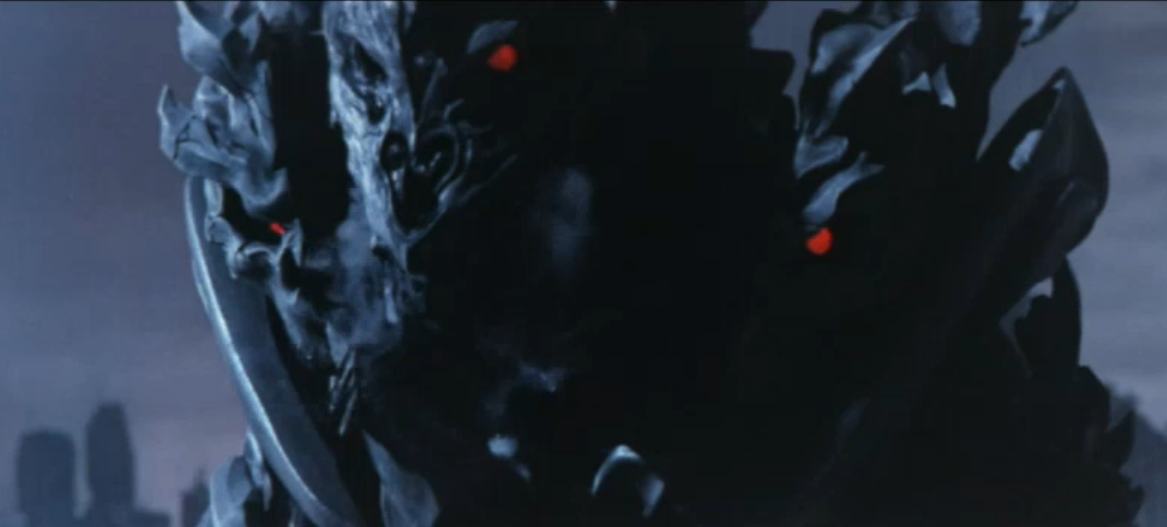 Size of this preview  640   215  289 pixels   Other resolution  320   215  145    Godzilla Final Wars Monster X Vs Godzilla