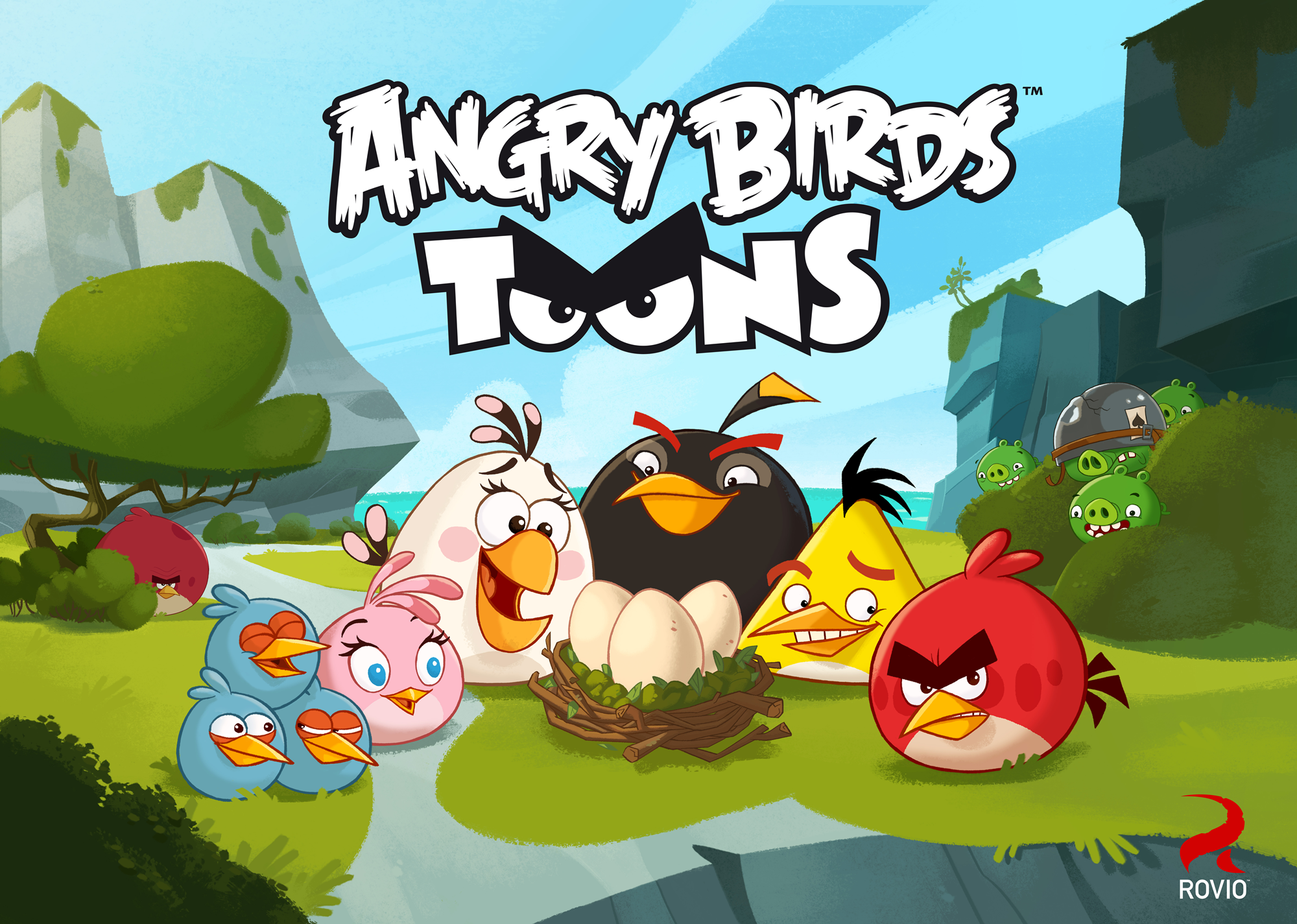 Angry Birds Toons 1 by