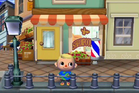how to change time in animal crossing city folk
