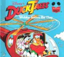 The Disney Afternoon storybooks
