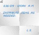 Weapon Shipments