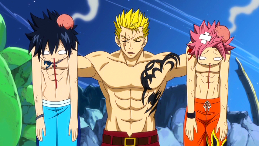 fairy tail wiki laxus relationship quizzes