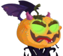 Evil Pumpkin Dragon