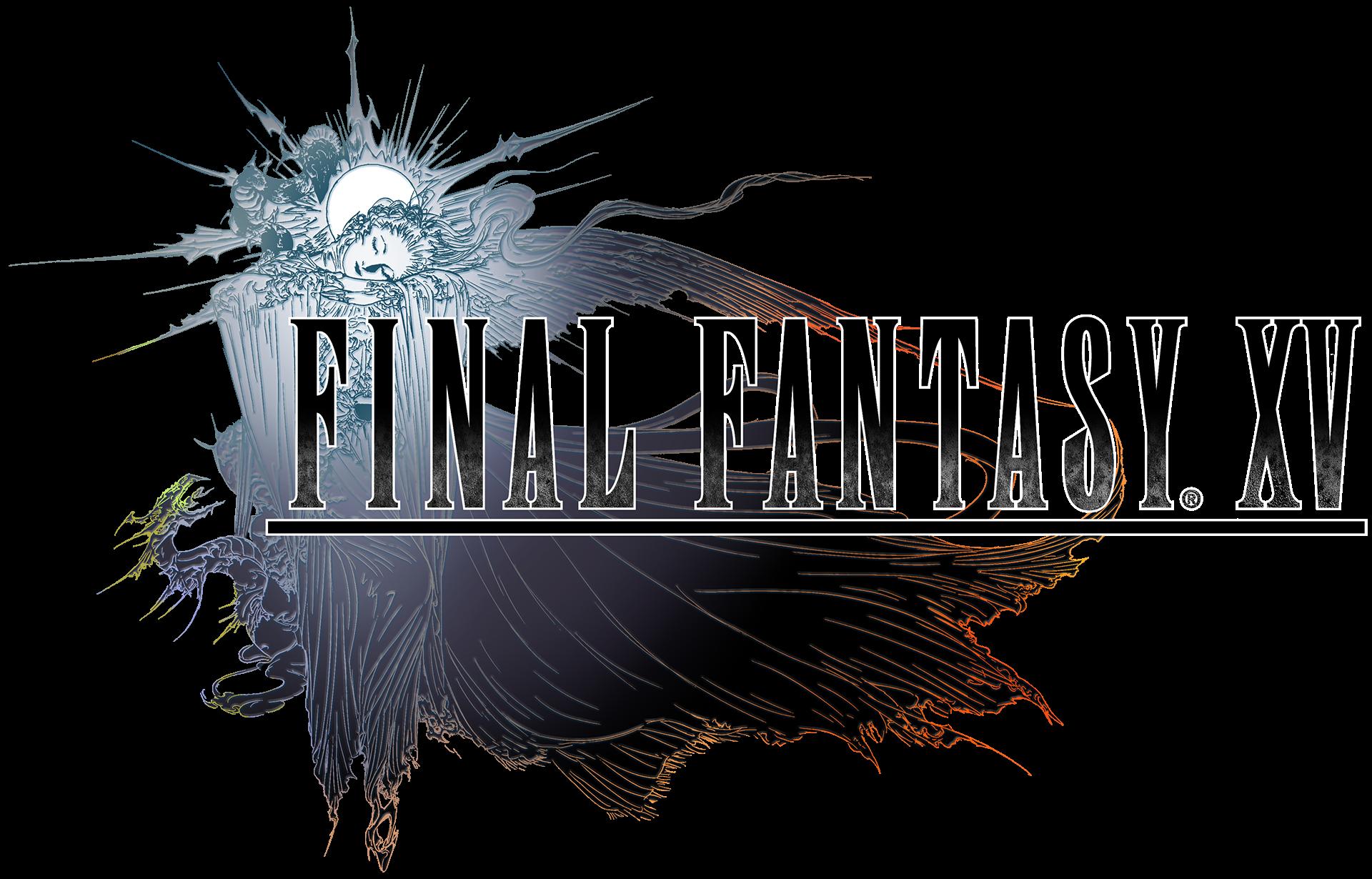 Final Fantasy  XV dans Playstation 4 Final_Fantasy_XV_Logo