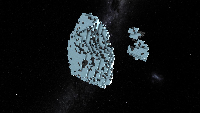 ice comet asteroids - photo #5