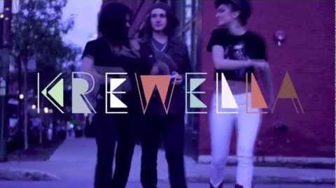 Skrillex - Breathe (Krewella Vocal Edit) (Music Video)