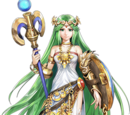 Personajes de Kid Icarus: Of Myths and Monsters