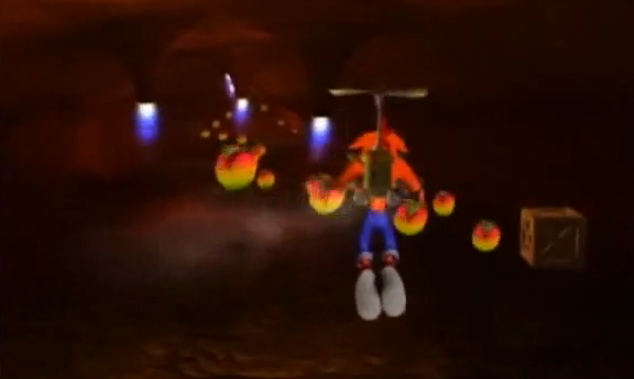 how to get green gem in crash bandicoot level 2