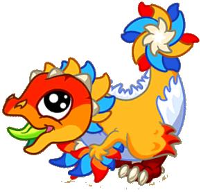 firework dragon dragonvale wiki